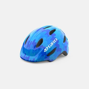 Giro Scamp Youth Helmet - Blue Splash