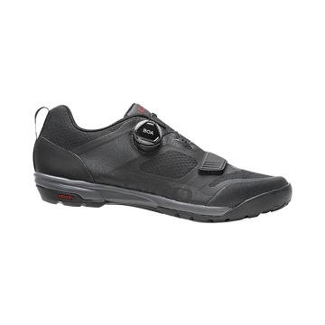 Giro Ventana Boa MTB Shoes - Black/Dark Shadow