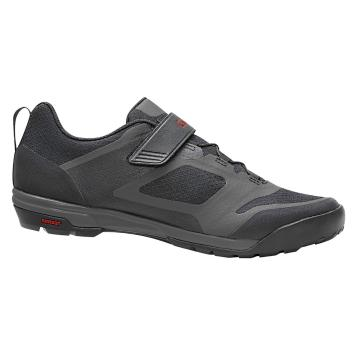 Giro Ventana Fast Lace MTB Shoes - Black/Dark Shadow