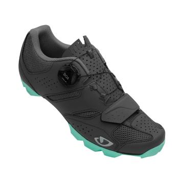 Giro Cylinder Women's MTB Shoes - Dark Shadow