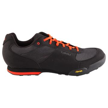 Giro Men's Rumble VR MTB Cycle Shoes - Black/Red
