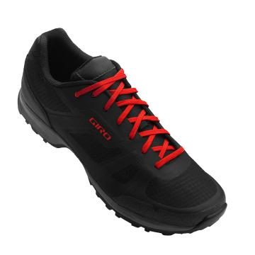 Giro Gauge MTB Shoes - Black/Bright Red