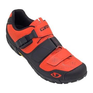 Giro Men's Terraduro Cycle Shoes - Matte Glowing Red