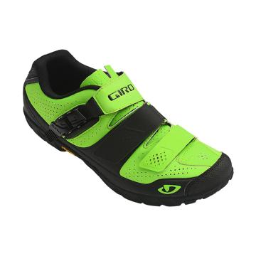 Giro Men's Terraduro Cycle Shoes - Lime/Black