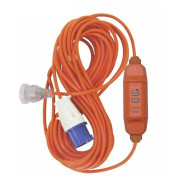 Goldair Camp Ground Power Lead with RCD