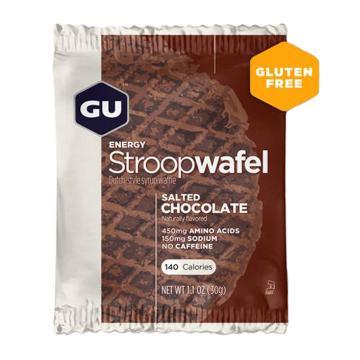 GU Stroopwafel Gluten Free - Box of 16
