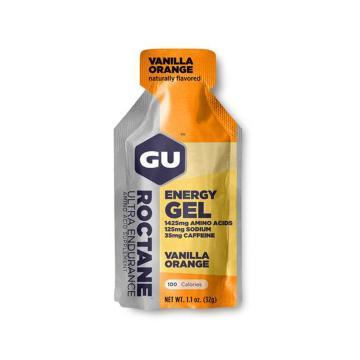 GU Roctane Energy Gel - Single - Vanilla Orange