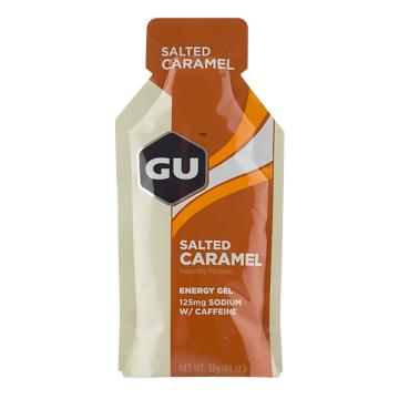 GU Energy Gel - Single - Salted Caramel