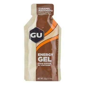 GU Energy Gel - Single - Caramel Macchiato