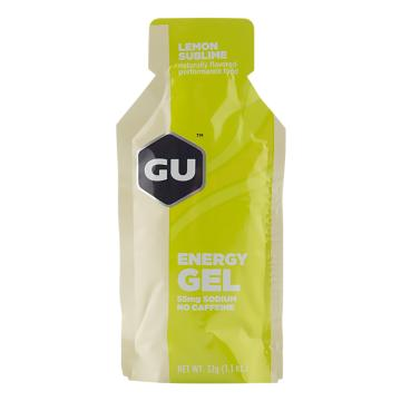 GU Energy Gel - Single - Lemon Sublime