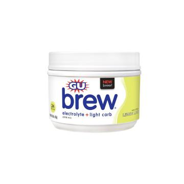 GU Electrolyte Brew 24 Serve Canister