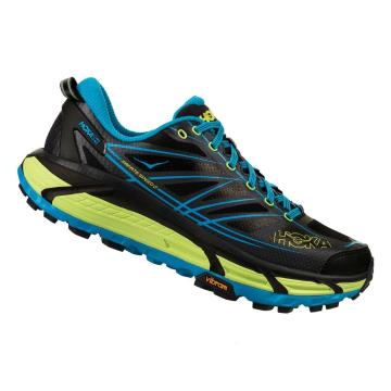 HOKA ONE ONE Mens Mafate Speed 2 - Nine Iron/Black