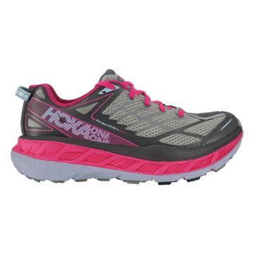 HOKA ONE ONE Women's Stinson ATR 4 Trail Shoes