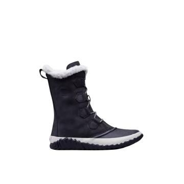 Sorel Women's Out n About Tall Plus Boots - Black