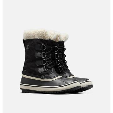 Sorel Sorel Women's Winter Carnival Boots - Black/Stone