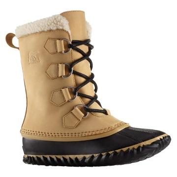 Sorel   Women's Caribou Slim Boots - Curry