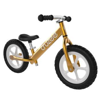 Cruzee Balance Bike  - Gold