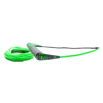"Hyperlite Team Package with Handle 15"" and A-Line 80' - Green"