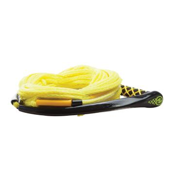 Hyperlite Apex PE EVA Handle with 4 Section PE Line - Yellow