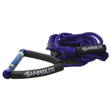 Hyperlite 2018 20ft Surf Rope with Blue Handle