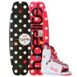 Hyperlite Divine Wakeboard with Allure Boots