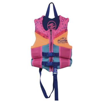 Hyperlite Girls Neoprene Vest - Multi