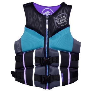 Hyperlite Womens Neoprene PFD3 Vest - Multi