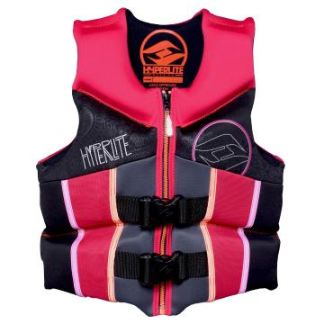 Hyperlite Youth Girls Neoprene Vest