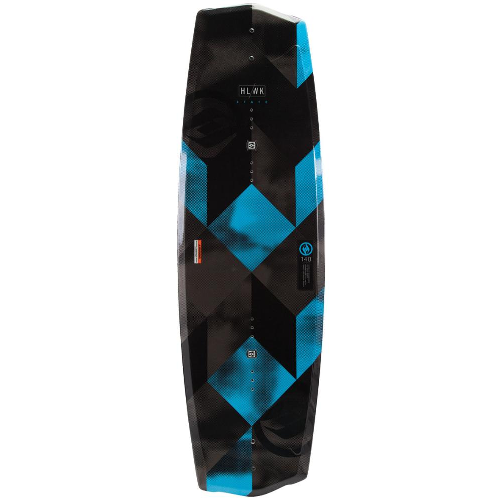 2019 State 2.0 140 Wakeboard w/Remix Boot