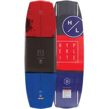 Hyperlite 2019 Baseline 136 Wakeboard w/Formula Boot