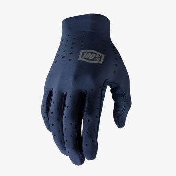Ride 100% Sling Gloves - Navy