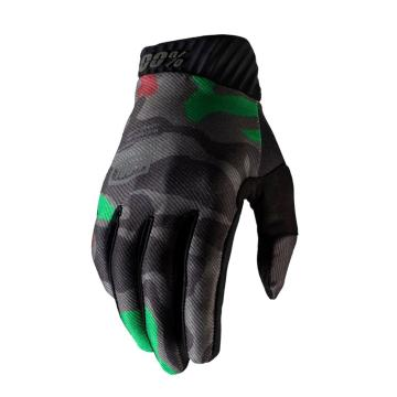 Ride 100% Ridefit Gloves - Black Camo - Black Camo
