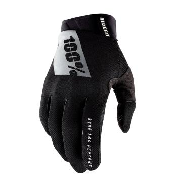 Ride 100% Ridefit Gloves -  Black