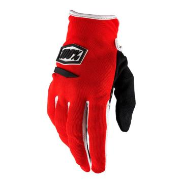 Ride 100% Women's Ridecamp Gloves - Red