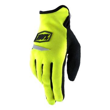 Ride 100% Women's Ridecamp Gloves - Yellow