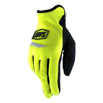 Ride 100% Women's Ridecamp Gloves - Yellow