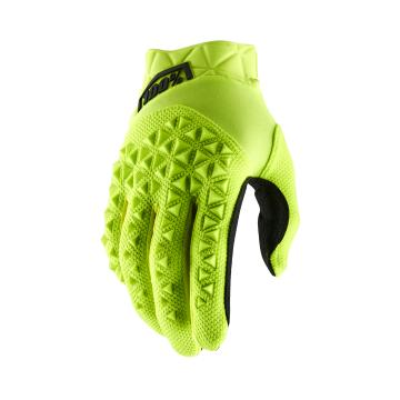 Ride 100% Airmatic Gloves - Yellow/Black