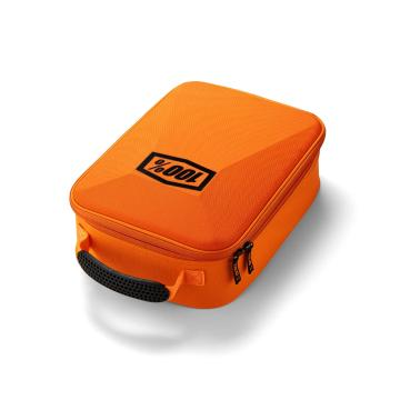 Ride 100% Goggle Case - Fluro Orange