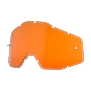 Ride 100% RaceCraft/Accuri/Strata Anti-Fog Injected Replacement Lens