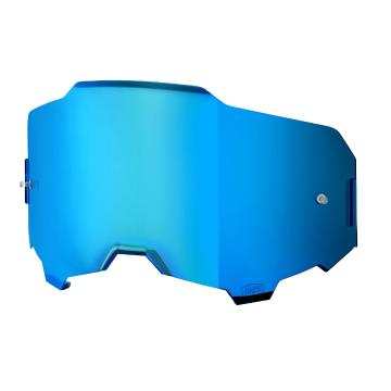 Ride 100% Armega Goggles Replacement Lens - Blue Mirror