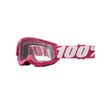 Ride 100% STRATA 2 Youth Goggles - Fletcher/Clear Lens