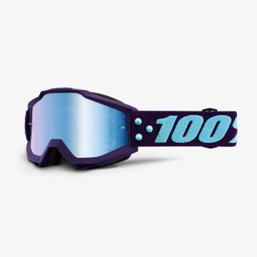 Ride 100% Accuri Goggles - Maneuver/Mirror Blue Lens - Maneuver/Mirror Blue Lens