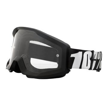 Ride 100% 2018 Strata Goggles - Outlaw/Clear Lens