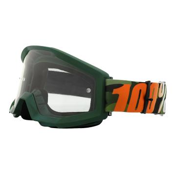 Ride 100% 2018 Strata Goggles - Huntsitan/Clear Lens