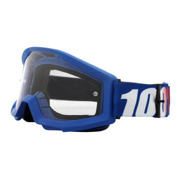 Ride 100% Youth Strata Goggles - Nation/Clear Lens