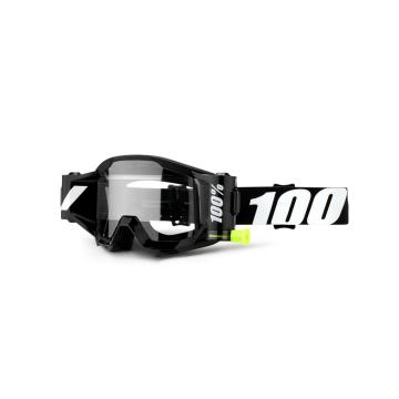 Ride 100% 19 MX Strata Forecast Goggle - Outlaw/Clear Lens