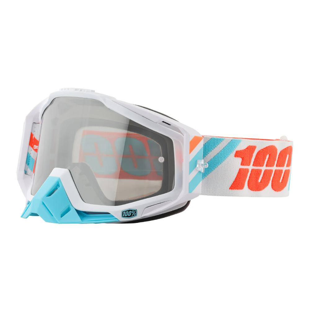 2017 Racecraft Moto Goggles - Spare Lens and Tear-offs