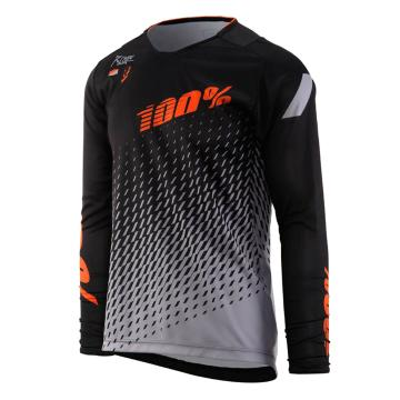 Ride 100% Men's R-Core Supra DH Long Sleeve Jersey