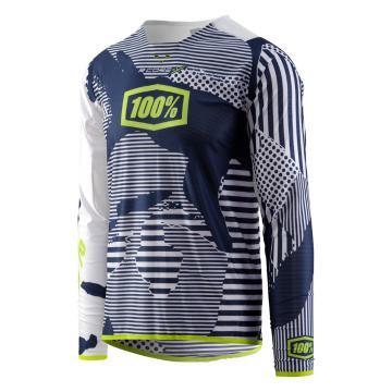 Ride 100% Men's R-Core-X DH Long Sleeve Jersey