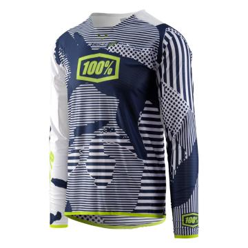 Ride 100% Men's R-Core-X DH Long Sleeve Jersey
